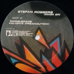 Stefan Robbers–Mask