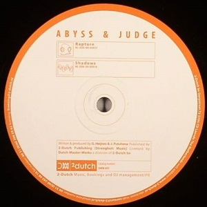 Abyss & Judge ‎– Rapture/Shadows