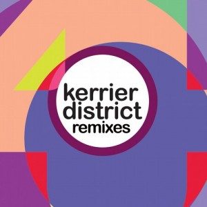 Kerrier District-4 (Remixes), Minimal Techno,Hypercolour, HYPE050