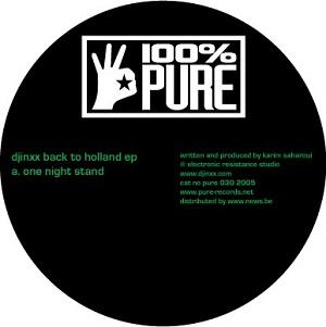 Djinxx–Back To Holland