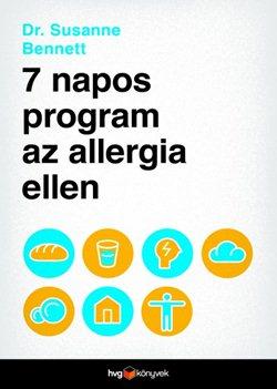 Dr. Susanne Bennett-7 napos program az allergia ellen