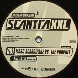 Marc Acardipane and The Prophet-Stereo Killa