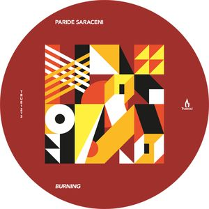 Paride Saraceni–Burning