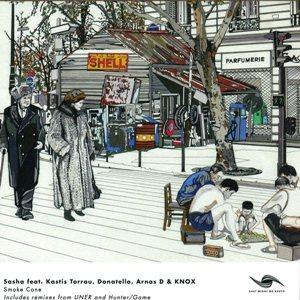 Sasha Feat. Kastis Torrau-Smoke Cone