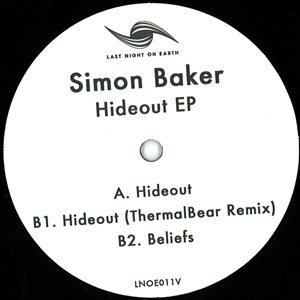 Simon Baker–Hideout