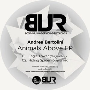 Andrea Bertolini-Animals Above