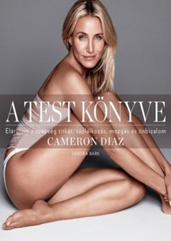 Cameron Diaz-A test könyve