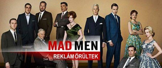 Mad Men-Reklámőrültek