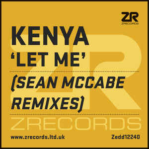 Kenya-Let Me (Sean McCabe Remixes)
