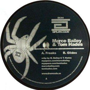 Marco Bailey & Tom Hades–Freaks Glides