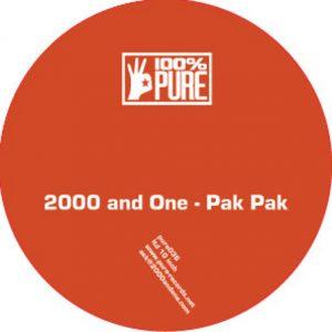 2000 And One–Pak Pak