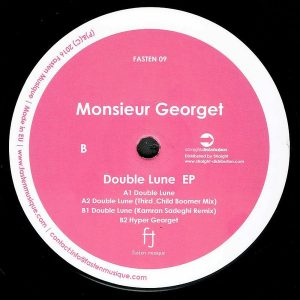 Monsieur Georget-Double Lune