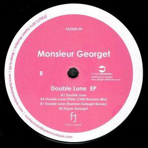 Monsieur Georget-Double Lune