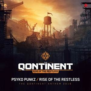 Psyko Punkz–Rise Of The Restless