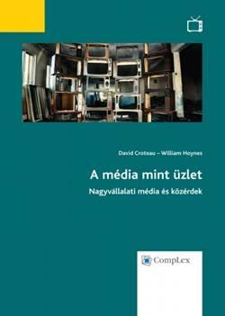 David Croteau-A média mint üzlet