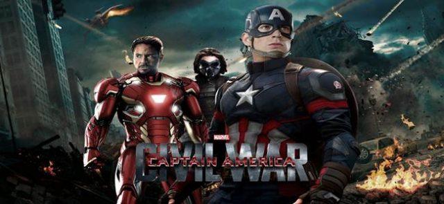 Amerika kapitány-Polgárháború