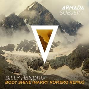 Billy Hendrix-Body Shine (Harry Romero Extended Remix)