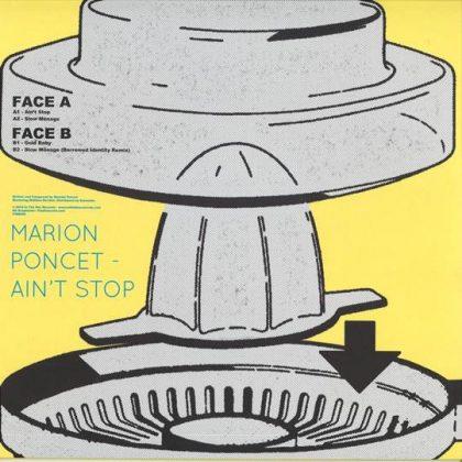 Marion Poncet-Ain't Stop