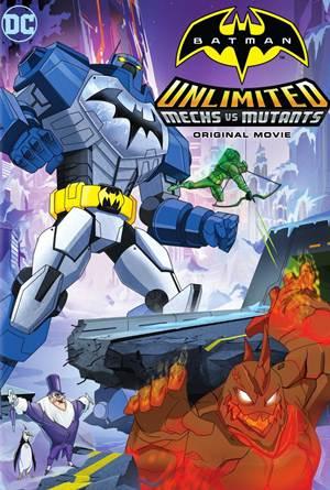 Batman határtalanul-Robotok a mutánsok ellen