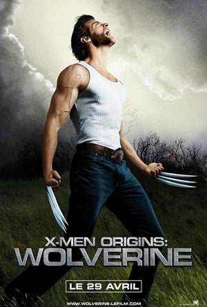 X-Men kezdetek-Farkas