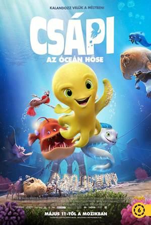 Csápi-Az óceán hőse