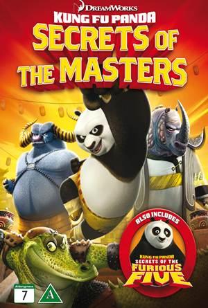 Kung Fu Panda-Legendás mesterek