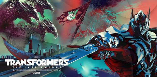 Transformers-Az utolsó lovag