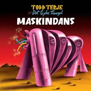 Todd Terje-Maskindans