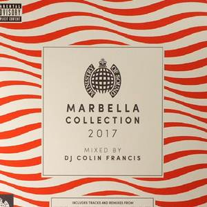 DJ Colin Francis-Marbella Collection 2017