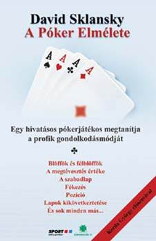 David Sklansky-A Póker Elmélete