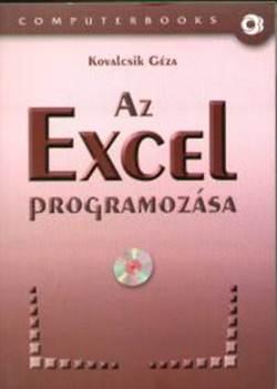 Kovalcsik Géza-Az Excel programozása