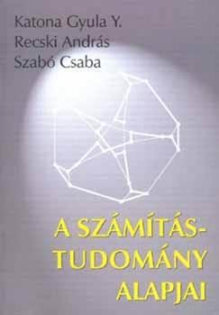 Katona Gyula-A Számítástudomány Alapjai