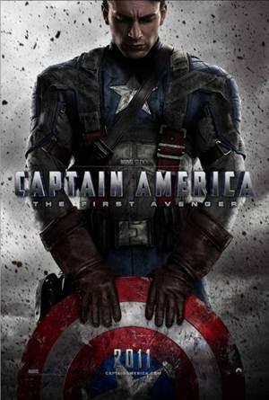 Amerika Kapitány: Az első bosszúálló