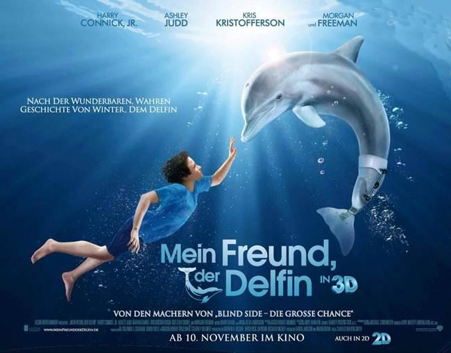 Delfines kaland