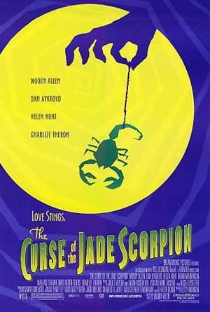 A jade skorpió átka
