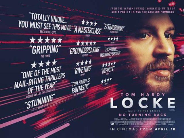 Locke - Nincs visszaút