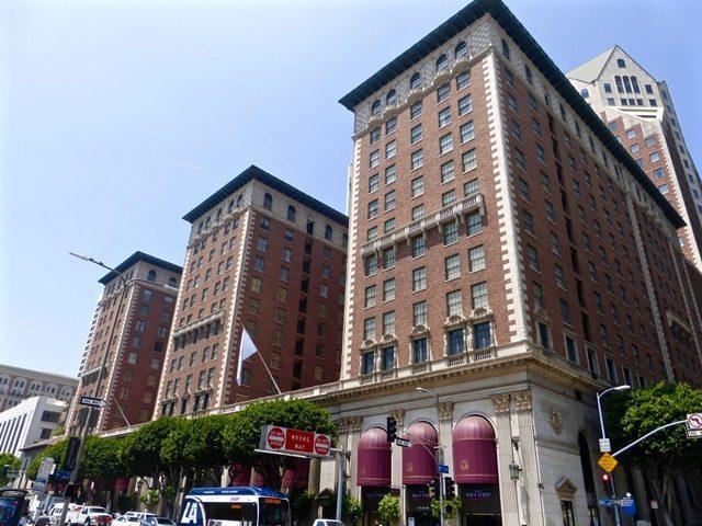 The Biltmore Hotel, Los Angeles