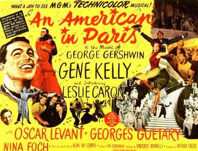 Egy amerikai Párizsban