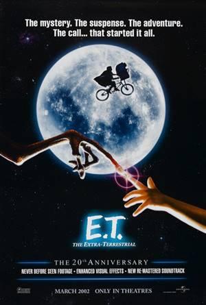 E.T. A földönkívüli