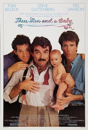Három férfi és egy bébi