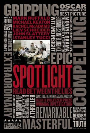 Spotlight – Egy nyomozás részletei