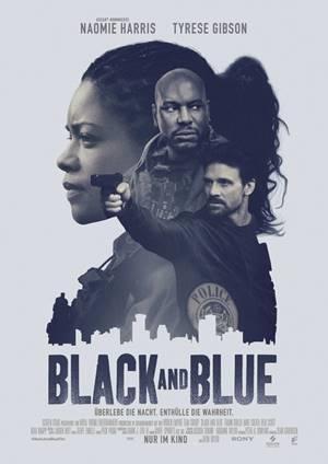 Fekete és kék