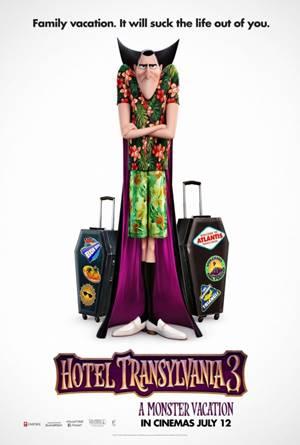 Hotel Transylvania 3: Szörnyen rémes vakáció