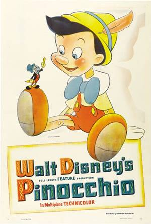 Pinokkió 1940